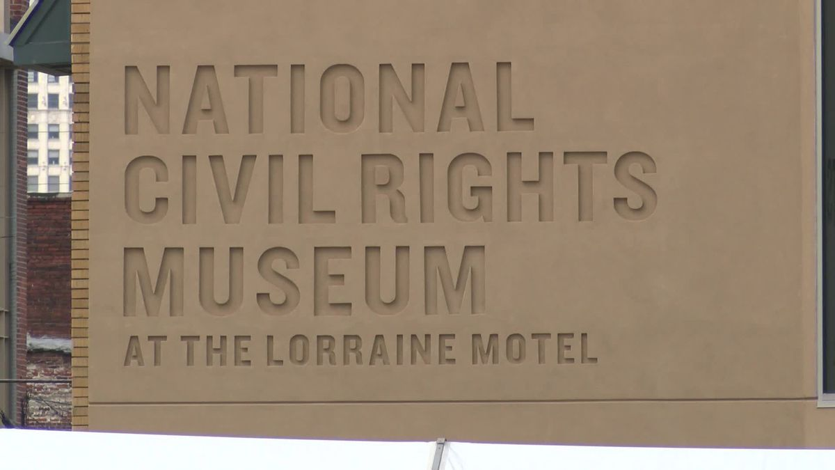 Thousands expected to visit the National Civil Rights Museum for Dr. Martin Luther King Jr. Day