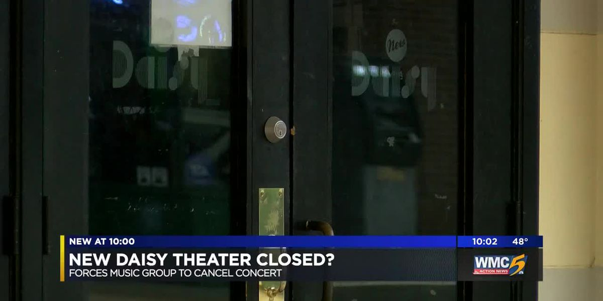 New Daisy Theater closed?