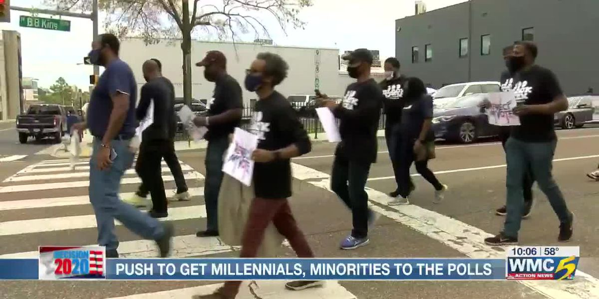 Black Organizations make big push to get out and Vote