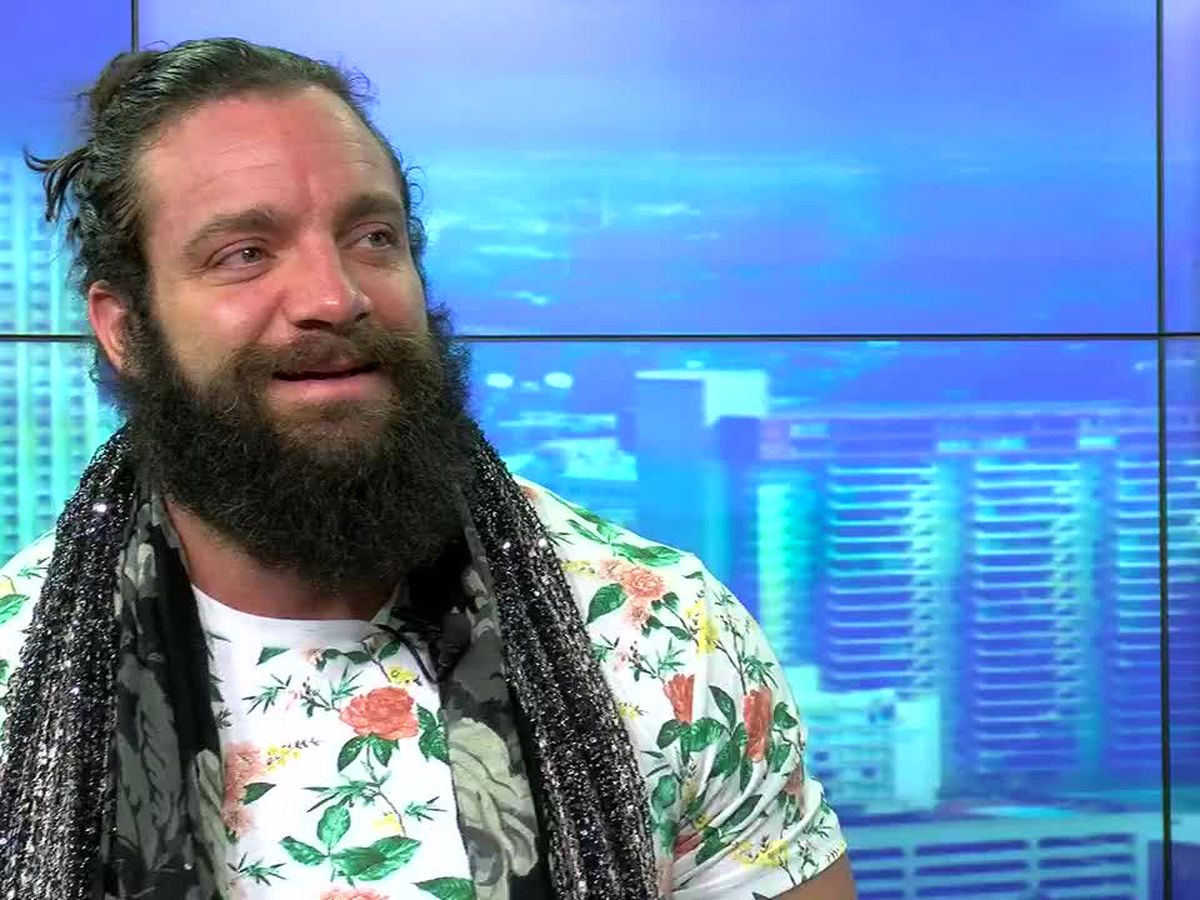 WWE's Elias walks in footsteps of Memphis greats