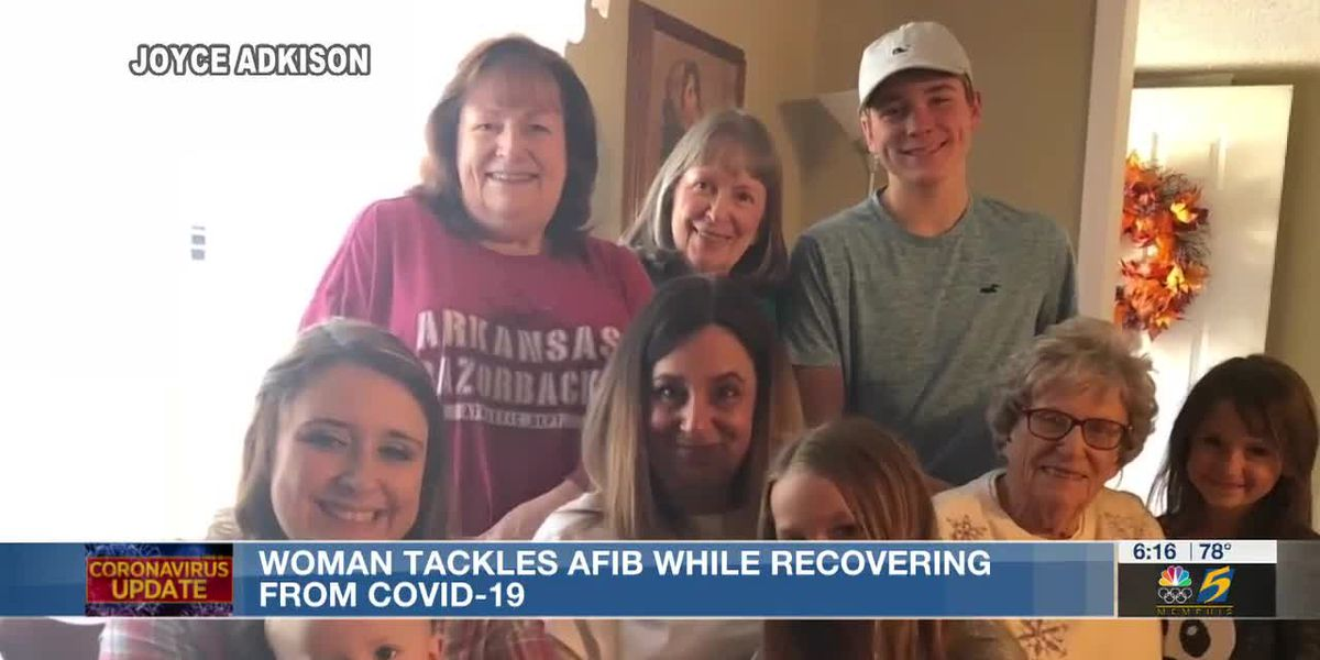 Woman tackles life-changing illness while recovering from COVID-19