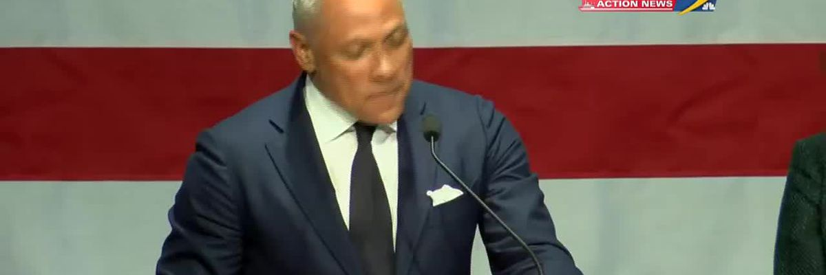WATCH: Mike Espy concedes to Cindy Hyde-Smith