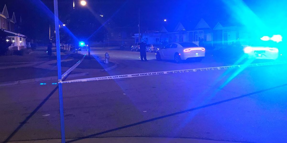 4 people shot in North Memphis drive-by