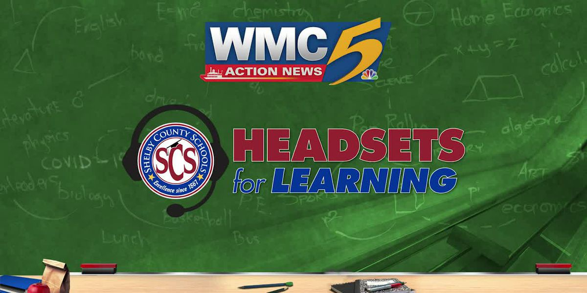Help us raise $240K for 'Headsets for Learning' to provide headsets to Shelby County Schools students