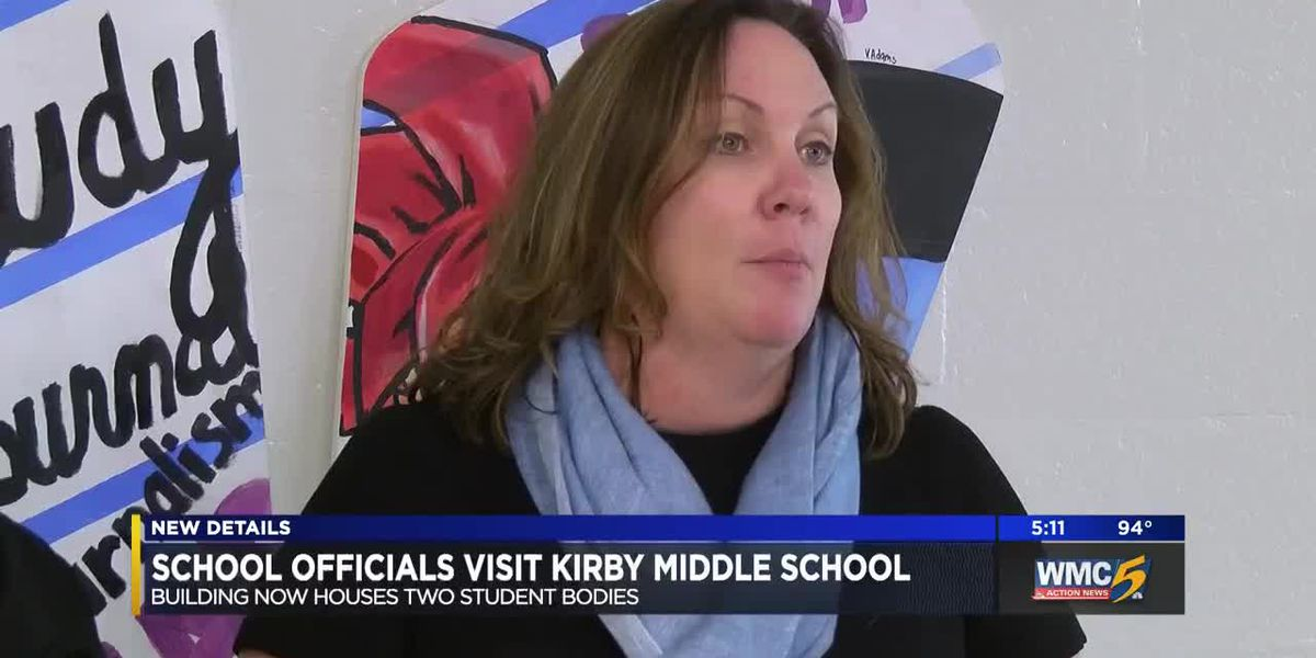 Schools adjust as Kirby High students spread across city
