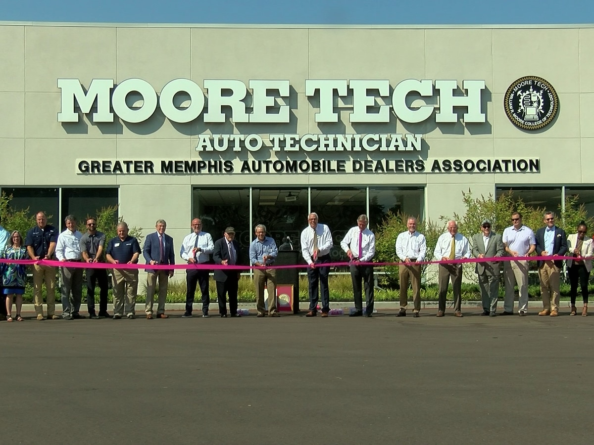 New automotive technician school now open in Memphis