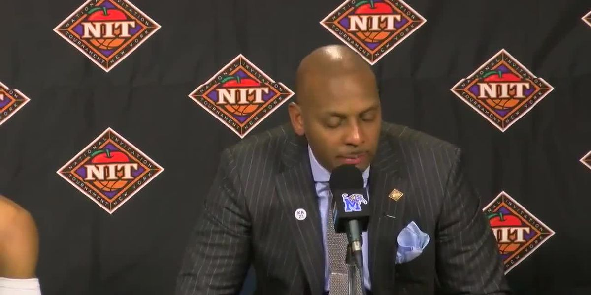 WMC - Memphis Tigers hold press conference after win over San Diego