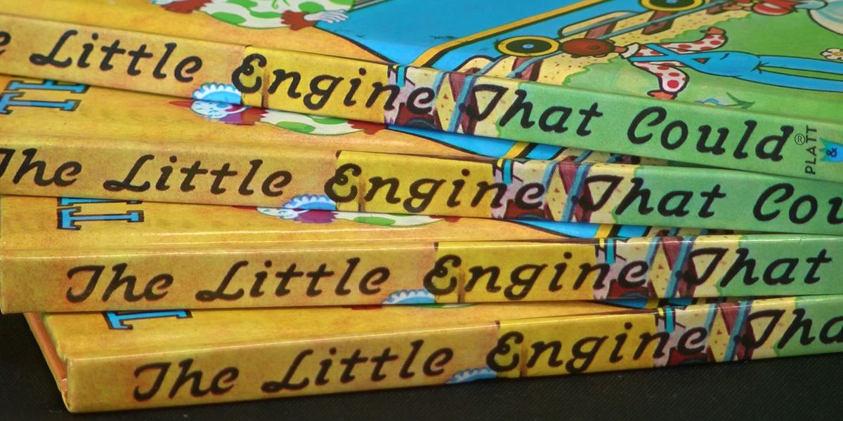 'Books from Birth' provides books to children free until age 5