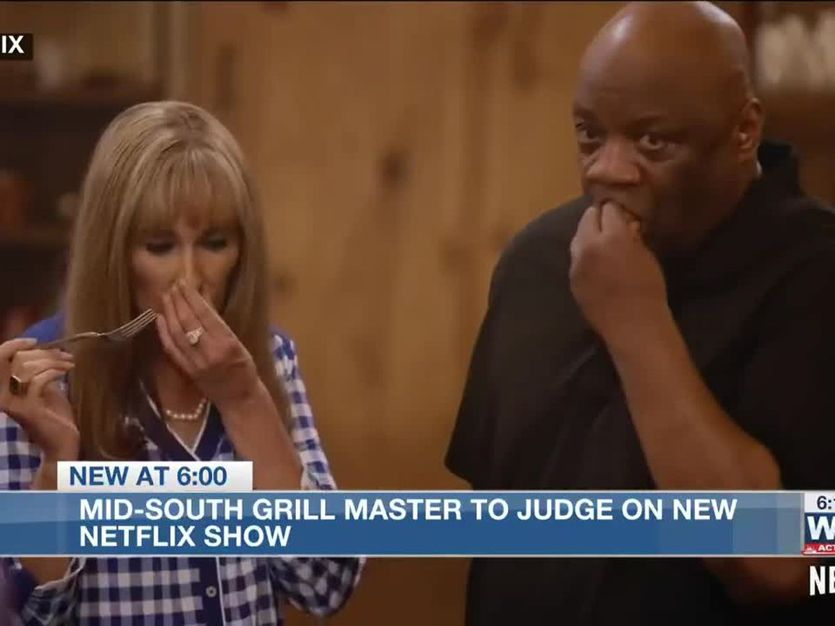 Mid-South barbecue champion to feature on Netflix cooking competition show as judge