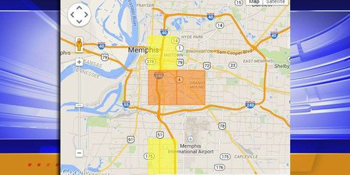 Hundreds of MLGW customers without power in subfreezing temperatures