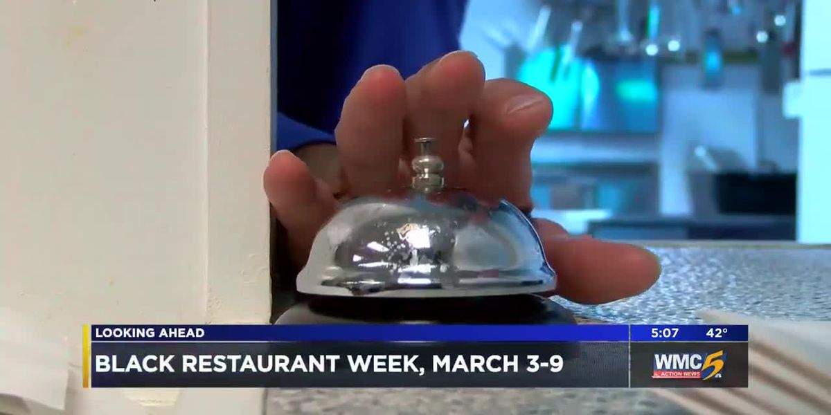 Black restaurant week, March 3-9