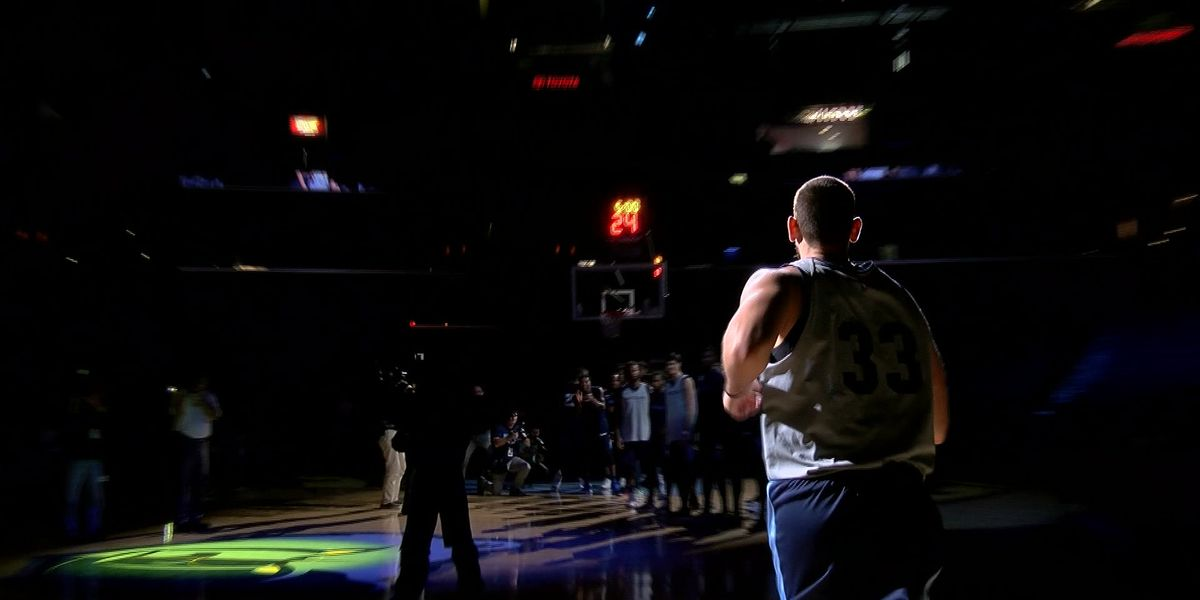 Open practice a first chance for fans to see new Grizzlies at FedExForum