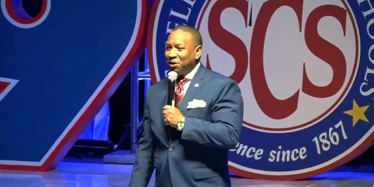 SCS superintendent delivers State of the District address