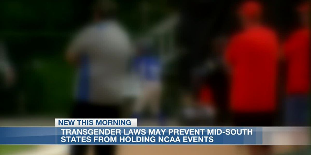 NCAA announces support for transgender athletes