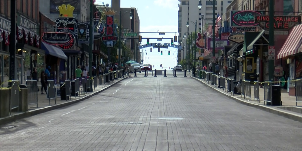 Beale Street reopens with new guidelines