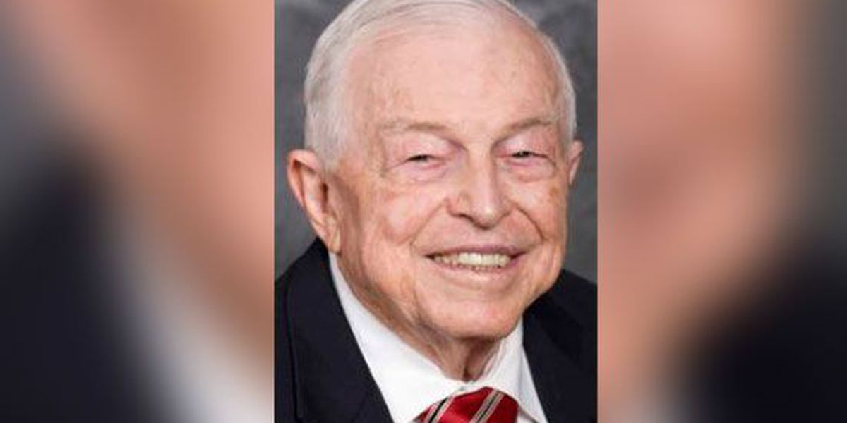 Legal giant, public servant Lewis Donelson III dies at 100