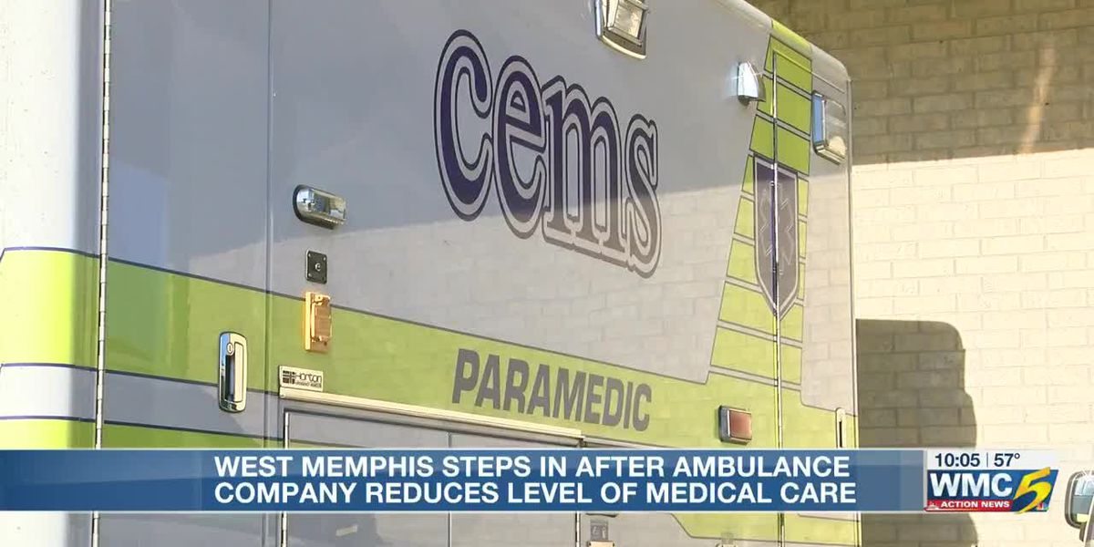 Ambulance company that serves rural Crittenden County unable to treat some patients