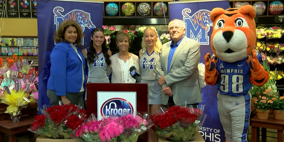 Kroger partners with U of M for football game to benefit Mid-South Food Bank