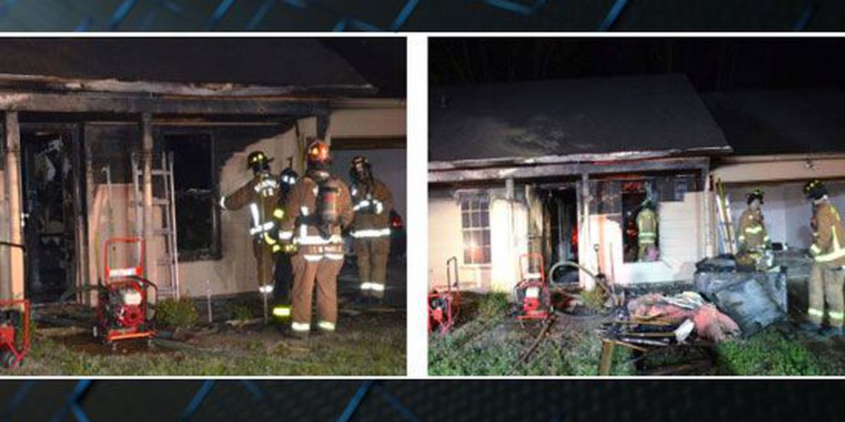 MFD battles early morning house fire