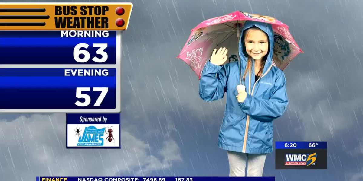 Bus Stop Forecast - October 15
