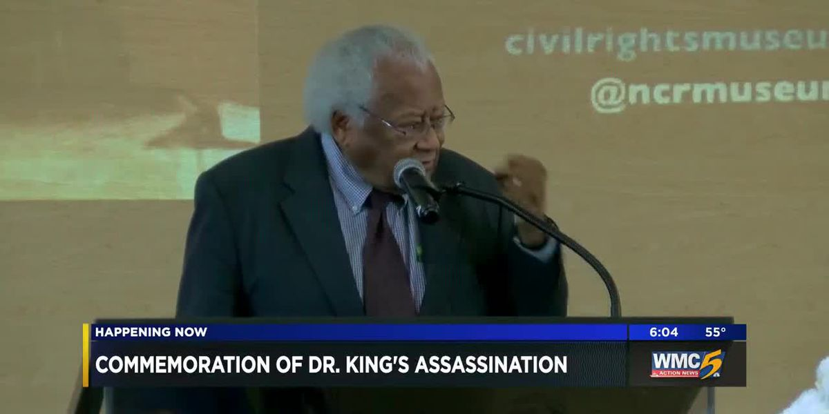 Memphis commemorates 51 years since MLK's assassination