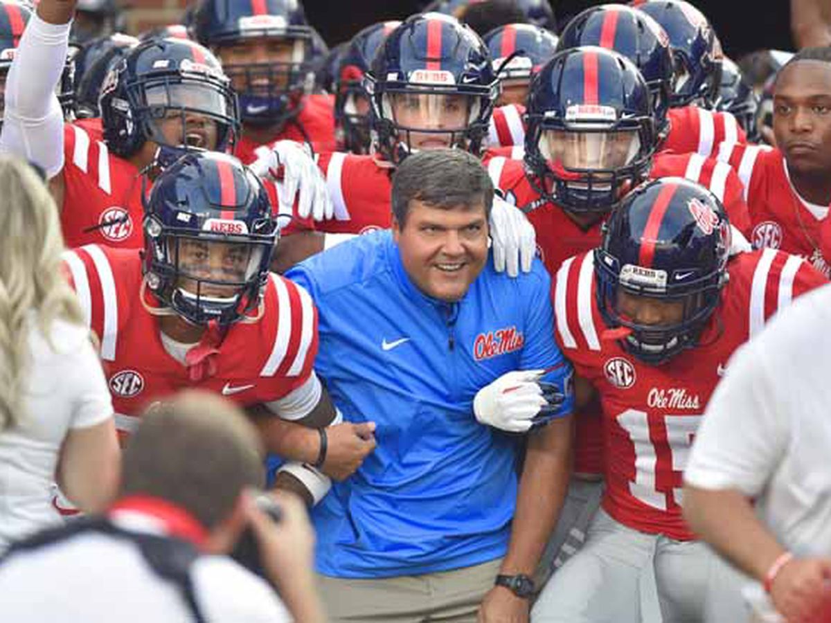 Ole Miss Rebel Road rolls through Memphis