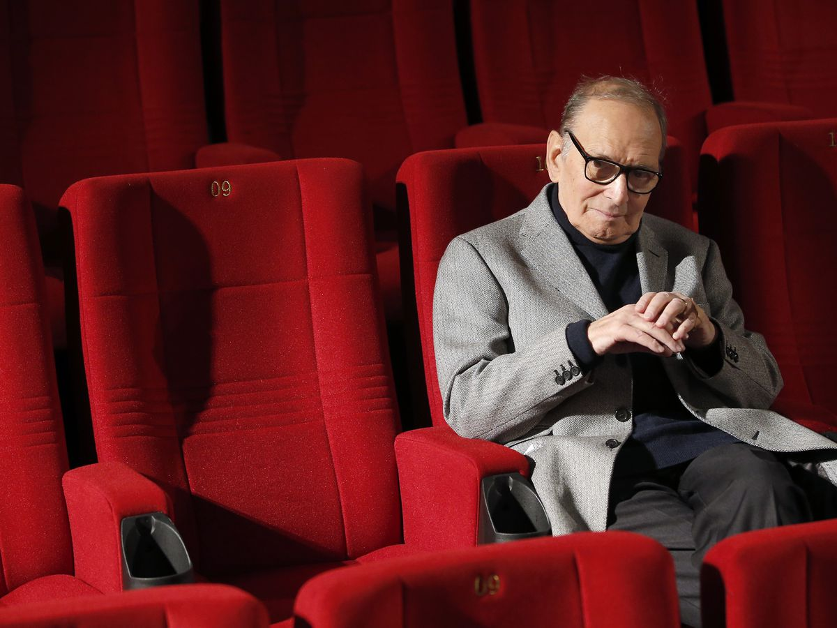 Spaghetti Western movie composer Ennio Morricone dead at 91