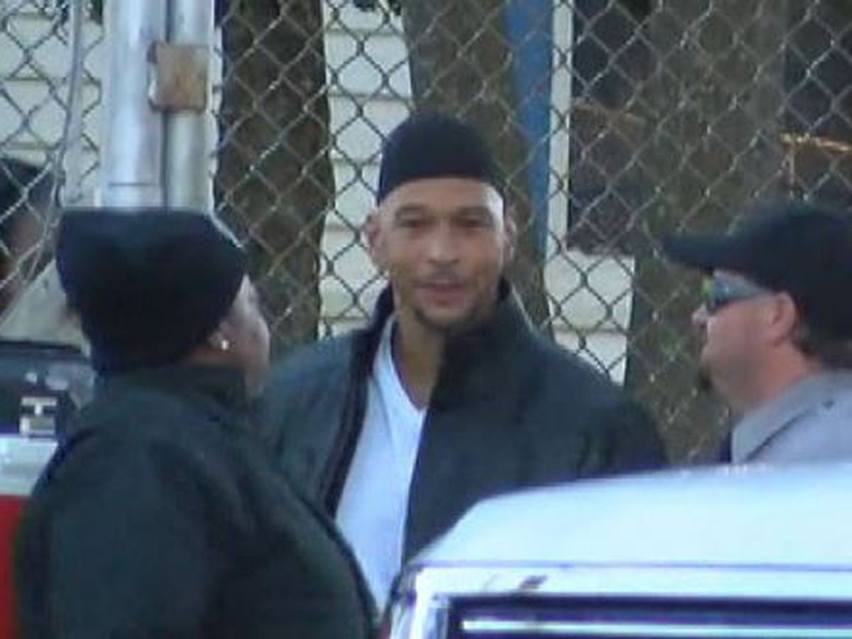 Former Carolina Panther Rae Carruth walks free after 19 years behind bars