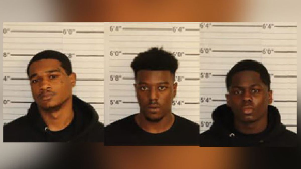 MPD: Suspects arrested after shooting reported on I-240 and Poplar Ave.