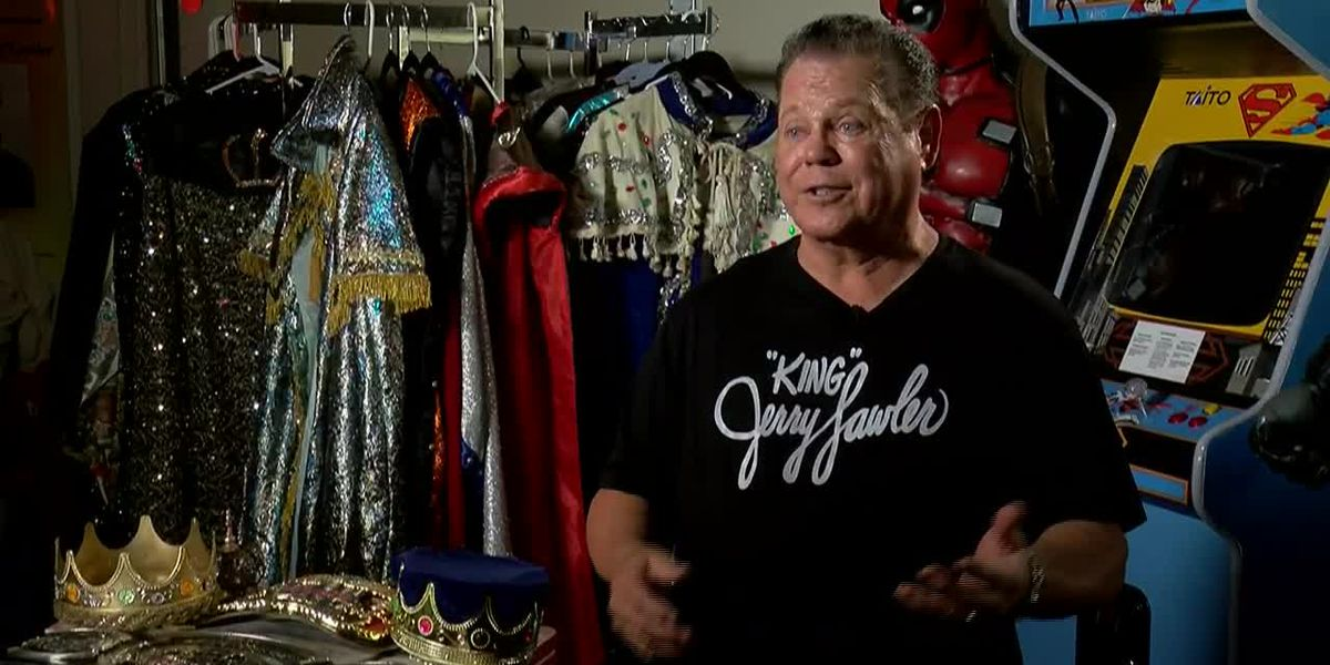 5 Star Stories: Jerry 'The King' Lawler celebrates 50 years inside the ring