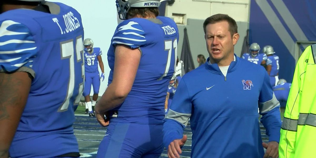 Ryan Silverfield named next Memphis Tigers head football coach
