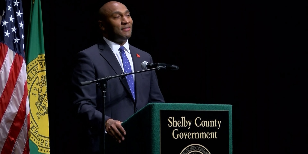 Shelby County Mayor Lee Harris set to present first budget