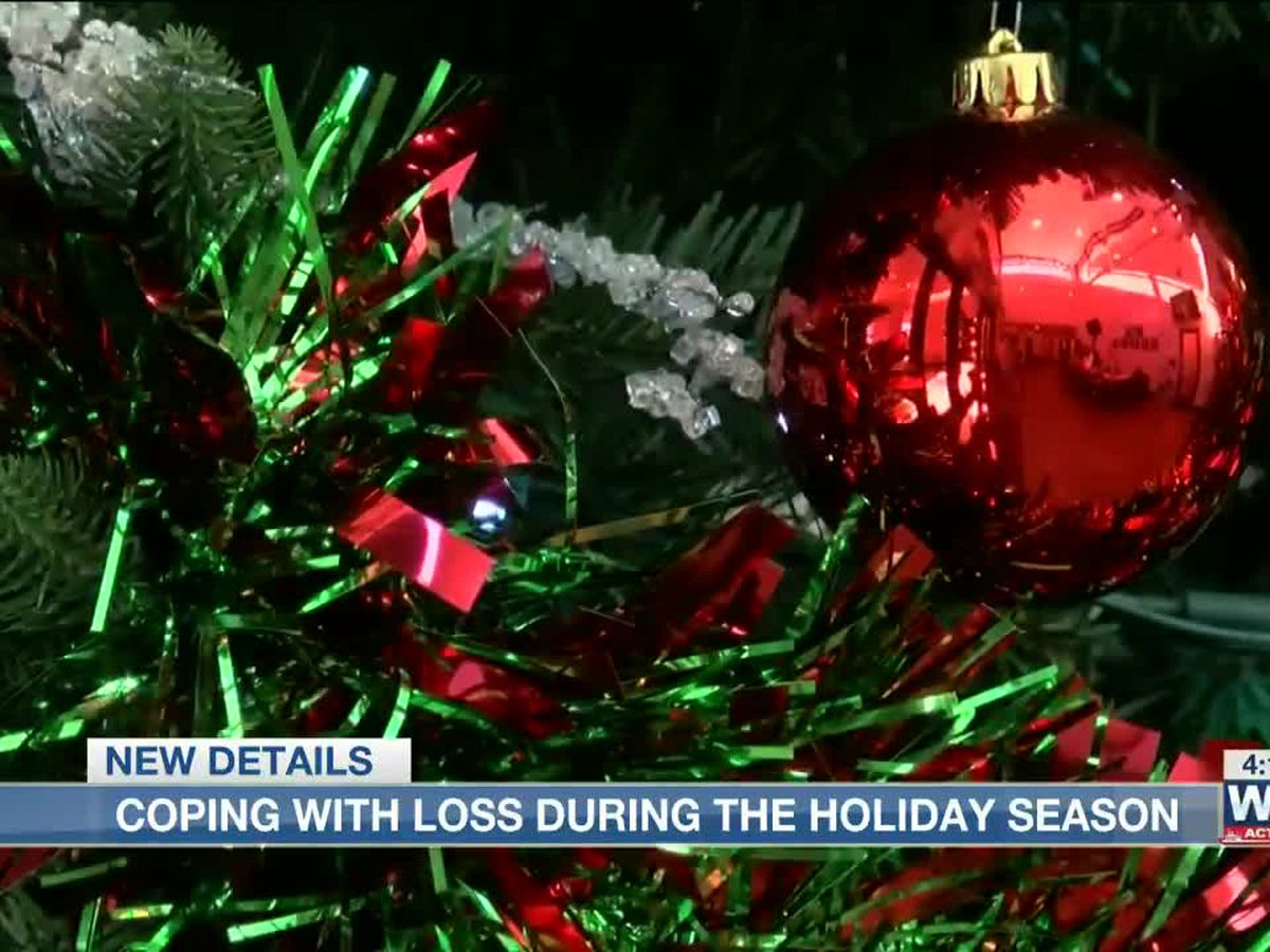 Mental health expert talks coping with loss during holidays
