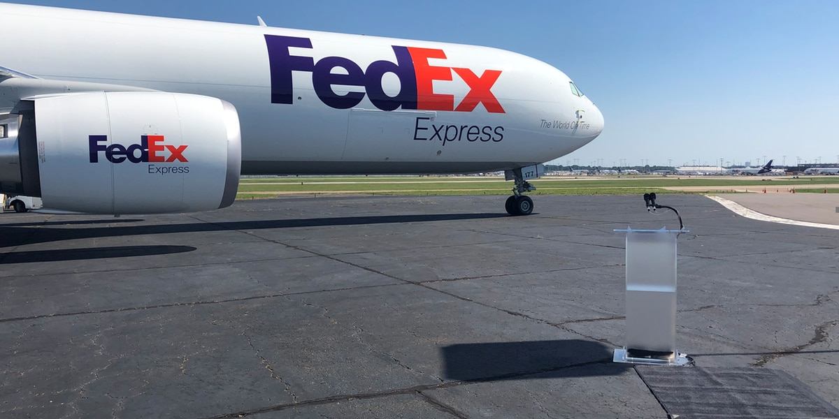 FedEx investing $450M for airport expansion