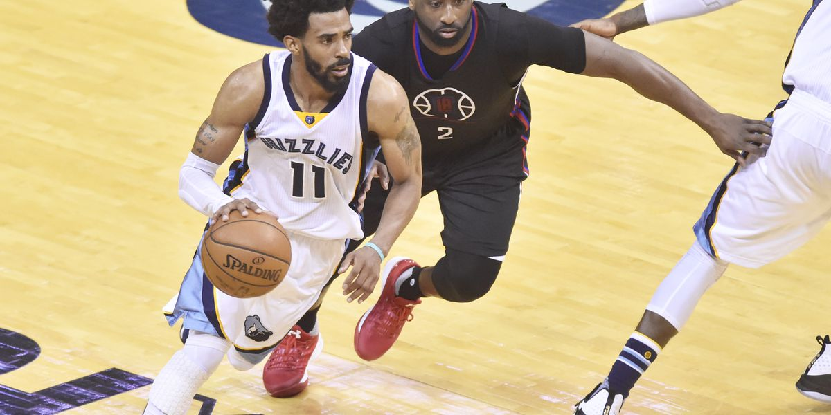 Grizzlies to retire Conley's No. 11 jersey