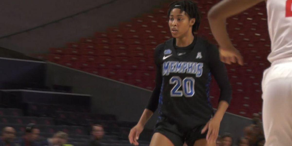 Memphis Women's Basketball at Cincinnati on Wednesday