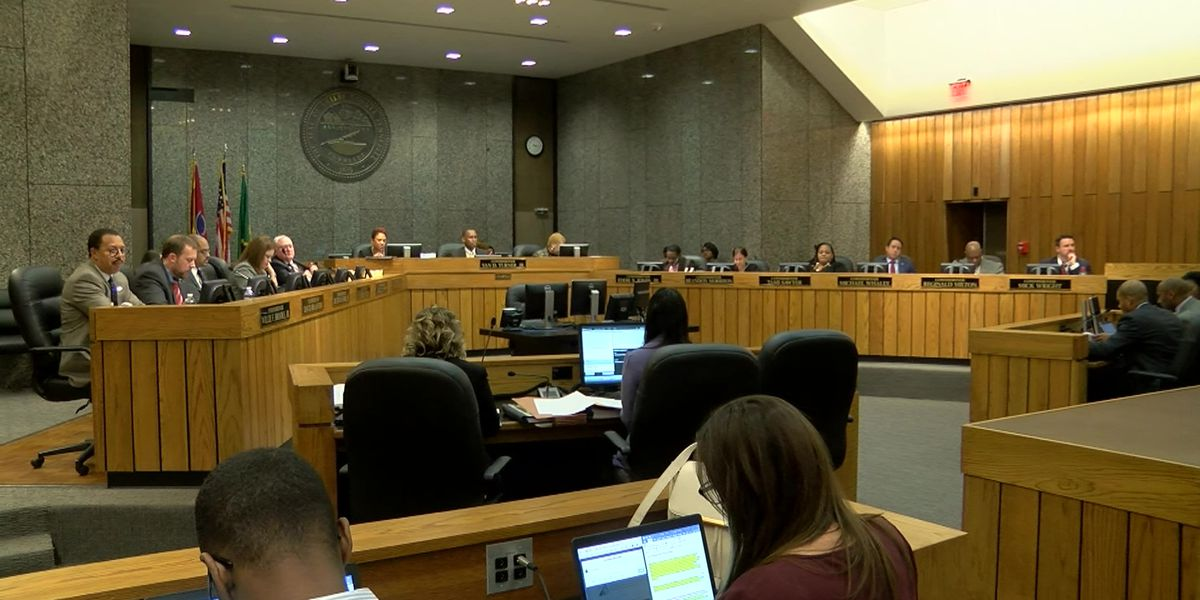 Shelby Co. Commission approves funds for new juvenile center, Union Row parking
