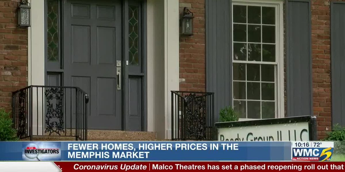 The Investigators: Fewer homes, higher prices in the Memphis market