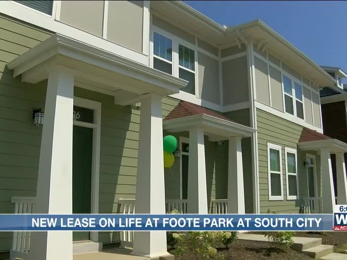 First residents move into new Foote Park at South City