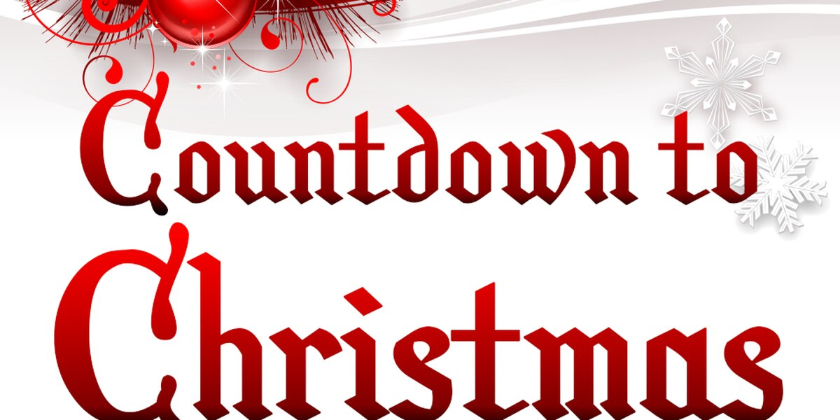 Count Down to Christmas Giveaway