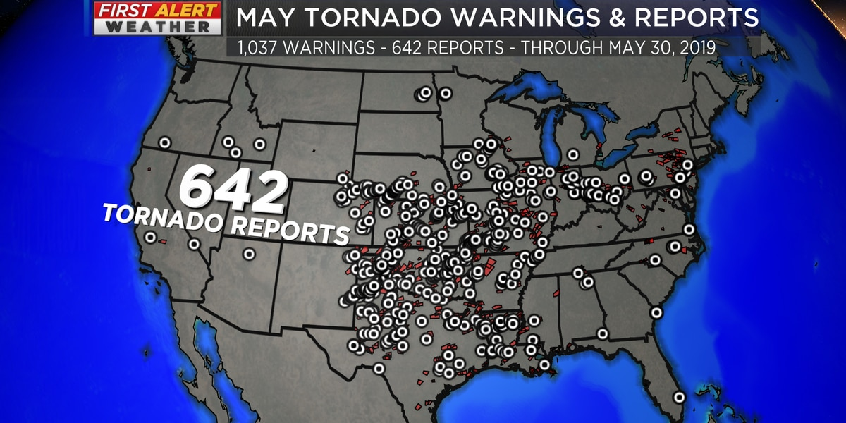 "Breakdown: Why the ""Ring of Fire"" caused lots of severe weather"