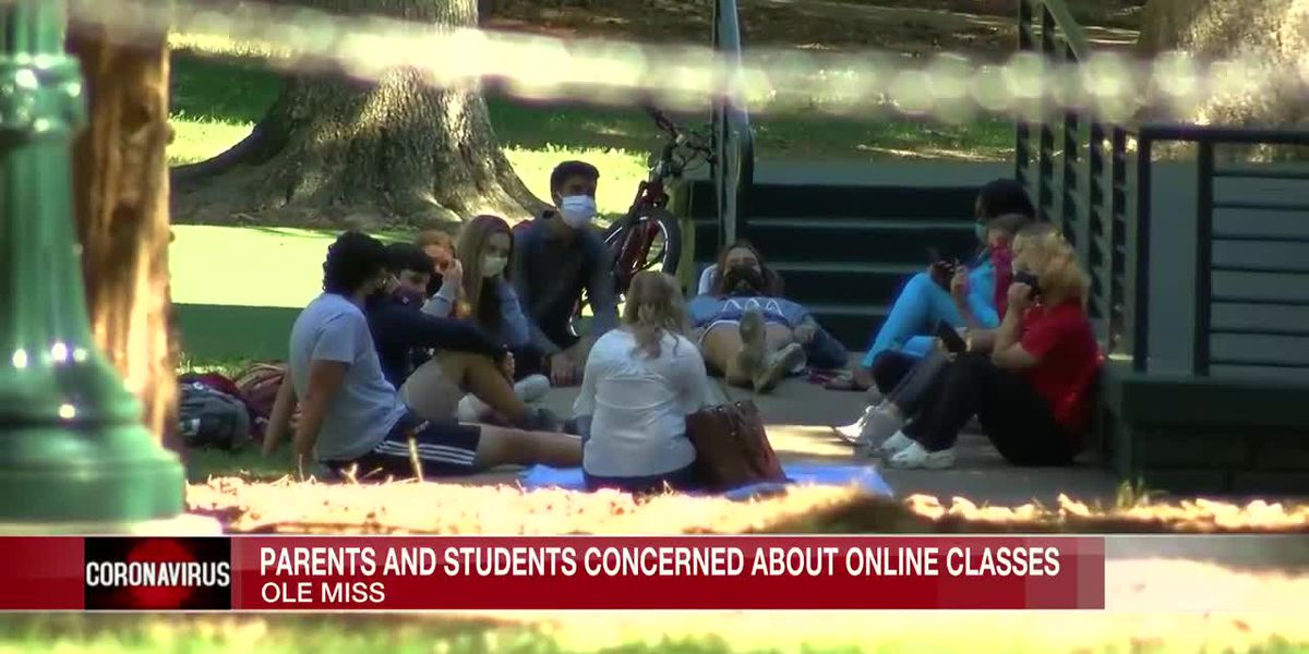 Ole Miss students and parents upset with the way classes are being taught