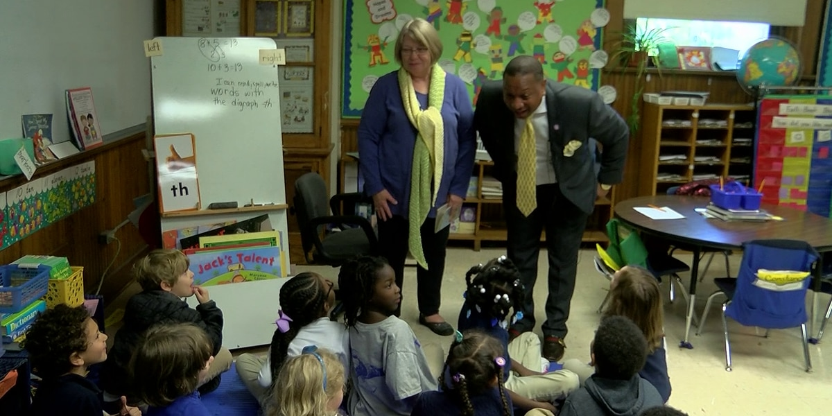 SCS superintendent to surprise 10 families with gifts with help from donation