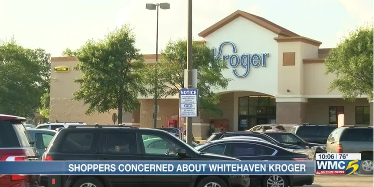 Whitehaven residents say their Kroger is in bad shape; grocery chain vows to update