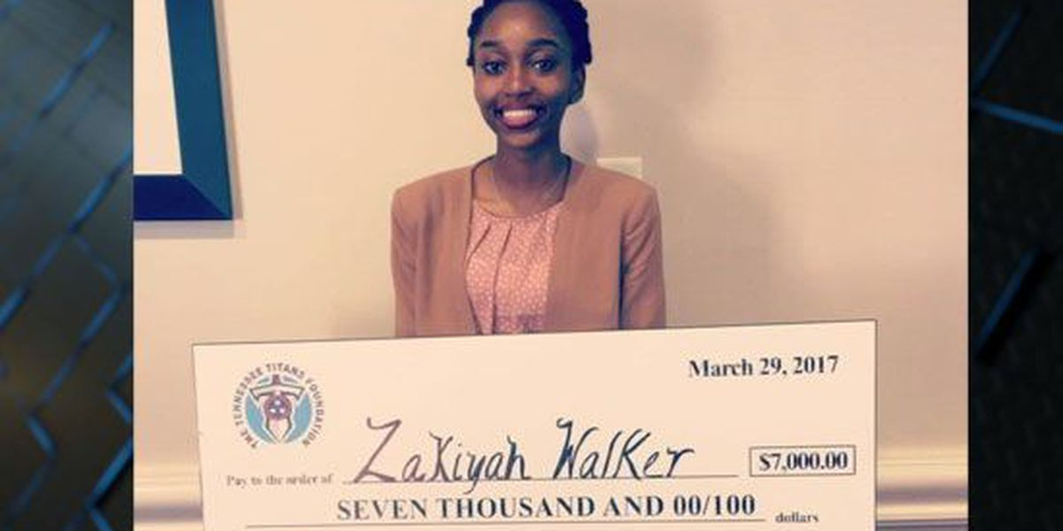 Memphis teen named finalist in TN Youth of the Year competition