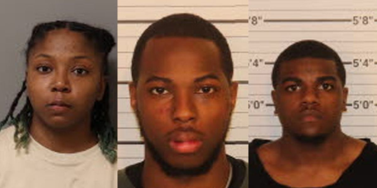 3 arrested amid scuffle with police on Beale Street