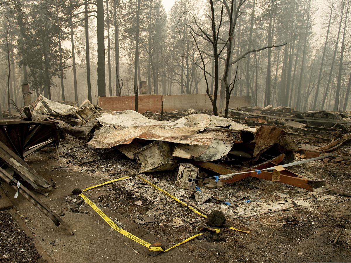 Northern California fire death toll at 56; 130 missing