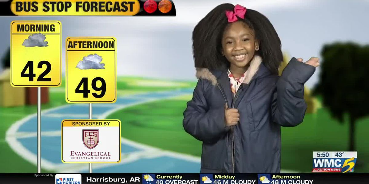 Jan. 31 - Bus Stop Forecast