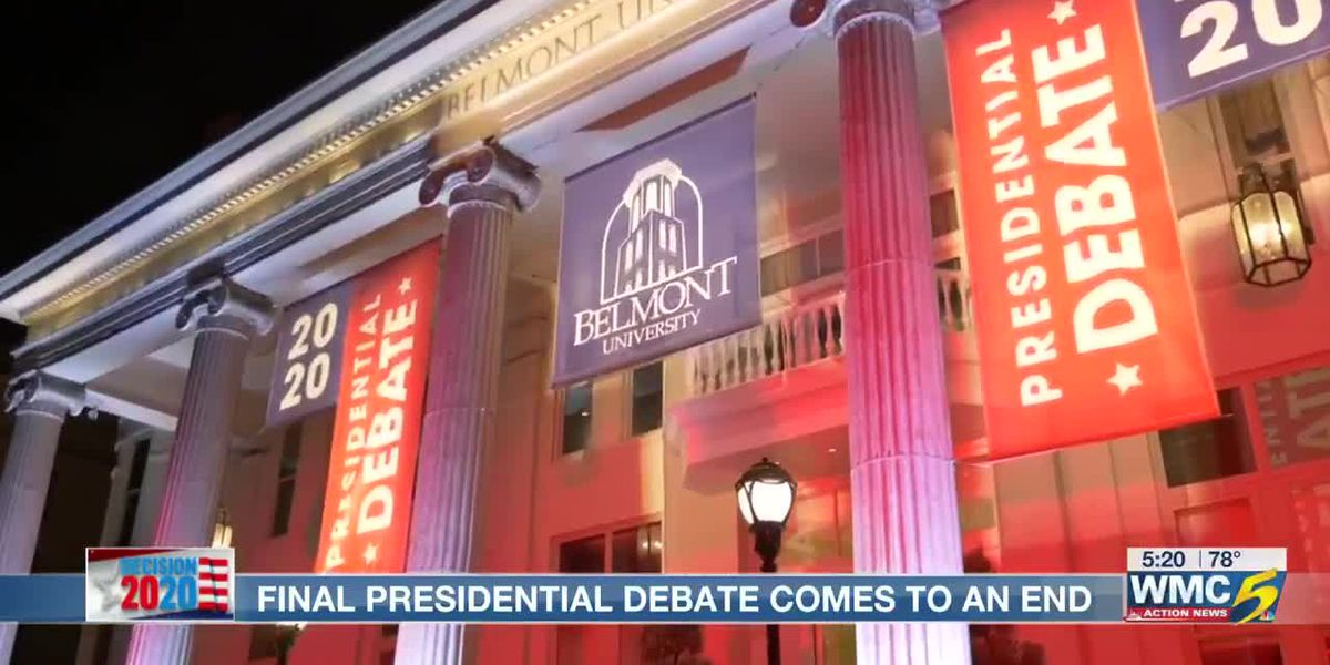Will Nashville's Belmont debate sway voters in the 2020 presidential election?
