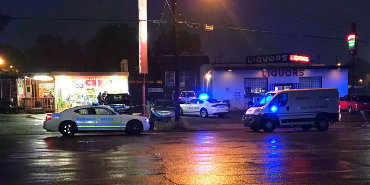 Man in critical condition after robbery, shooting on Summer Ave.